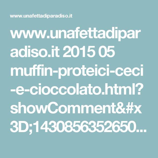 www.unafettadiparadiso.it 2015 05 muffin-proteici-ceci-e-cioccolato.html?showComment=1430856352650&m=1