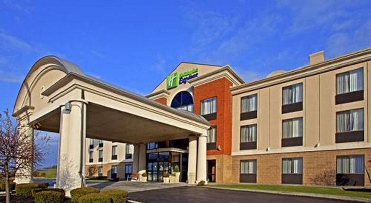 Holiday Inn Express East Greenbush - Albany Skyline Rensselaer Just outside of downtown Albany off Interstate 90, this Rensselaer, New York hotel features an indoor pool and guest rooms with free Wi-Fi. The Times Union Center is 4 miles away.