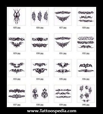 Small Tribal Tattoos With Meaning
