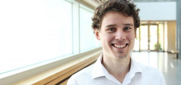 Meet Lucas Cahill, B.A.Sc. '15, Engineering Physics #UBCAPSCstars