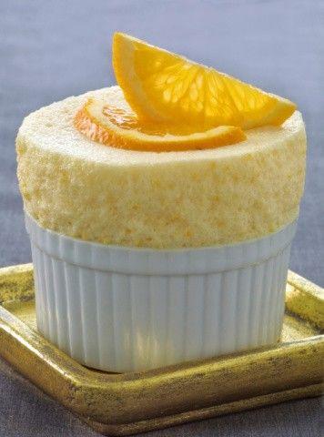 Citronsufflé
