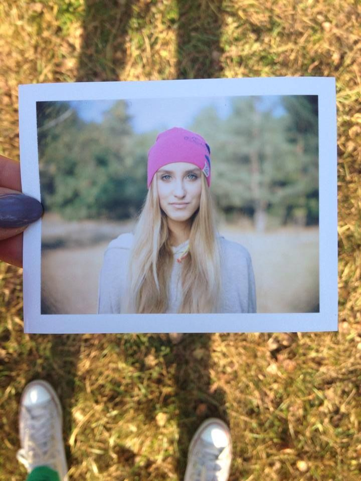 Test shooting for Autumn - Winter collection 2014/2014  Check our Instagram for more  @colorshake_official  http://instagram.com/colorshake_official  #girl #model #blonde #beanie #hat #pink #colorshake #warsaw