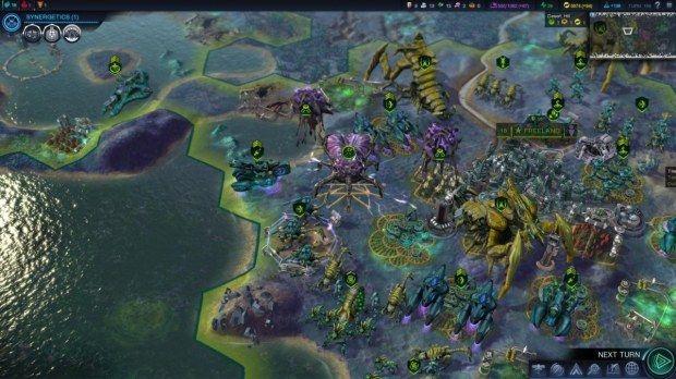 Civilization: Beyond Earth - diplomazia e alieni in nuove immagini di gioco