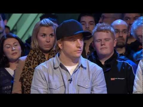 Kimi Räikkönen on Top Gear 2012 Series 18, Episode 7