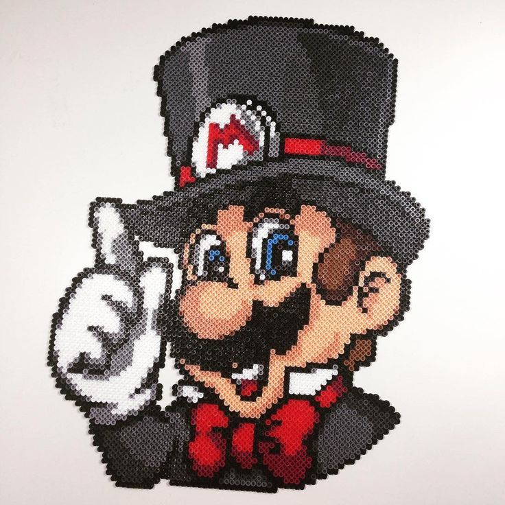 #Mario by philthyturtle