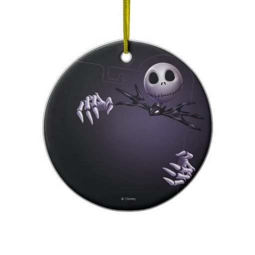 Jack Skellington Christmas Ornament: 17 Best Images About Nightmare Before Christmas On
