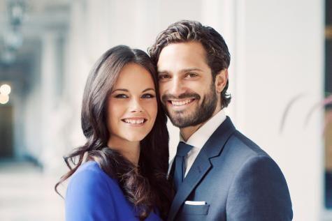 Mariage à la Cour de Suède. Le prince Carl Philip va épouser Sofia Hellqvist, star de téléréalité. - soirmag.be