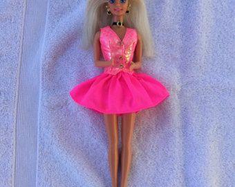 90-es Barbie baba