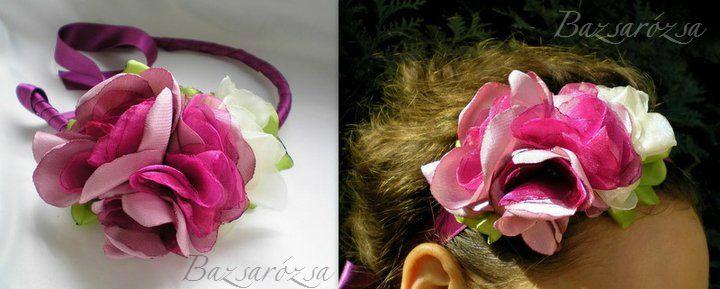 rózsaszín, fehér, zöld, Bazsarózsa, rózsa, kitűző