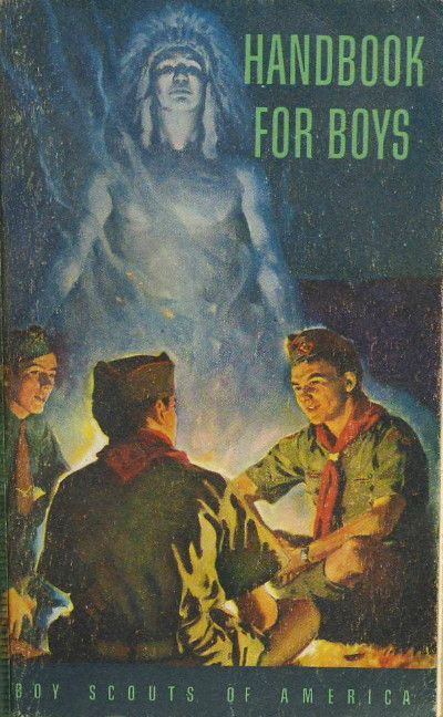 33 best bsa scouting posters images on pinterest scouting girl we have a copy of this handbook somewhere in the house scouting is important to me because it provided me with opportunities for travel and experiencing fandeluxe Image collections