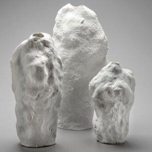 Snow Vases by  Maxim Velčovský