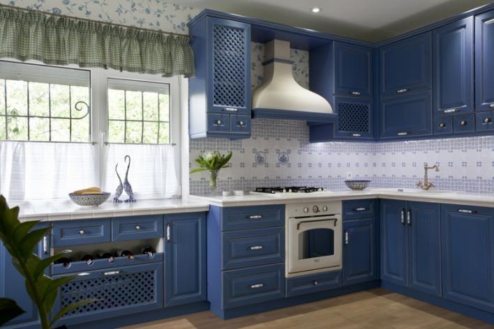 Кухня в стиле прованс – более 70 фото интерьера и мебели