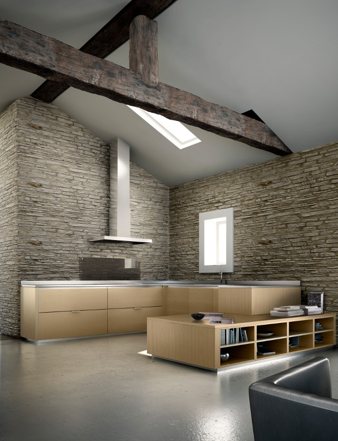 IMM Cologne 2013 | The evolution of the traditional concept of the kitchen.