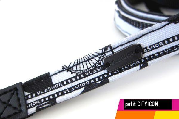 Petit City Icon Camera Strap, One Size - Vlashor | YESSTYLE