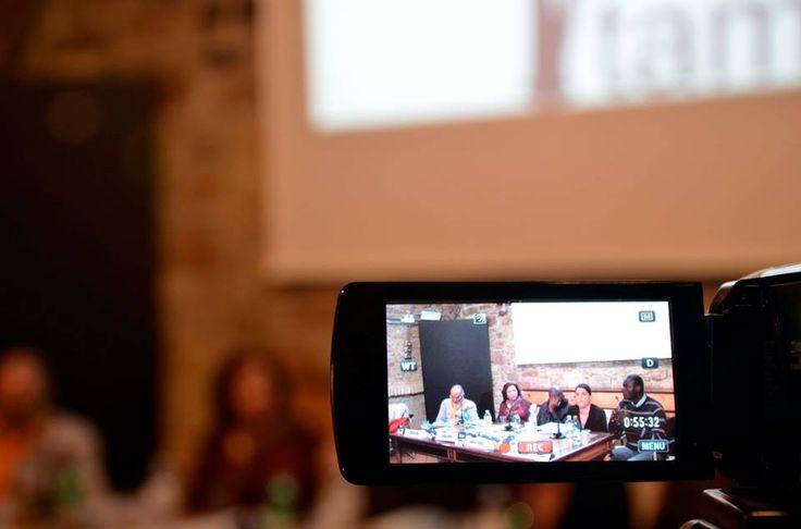 """Title od the conference : """"The tresure of Sahel"""" - La conferenza dal titolo: """"Il Tesoro del Sahel"""""""