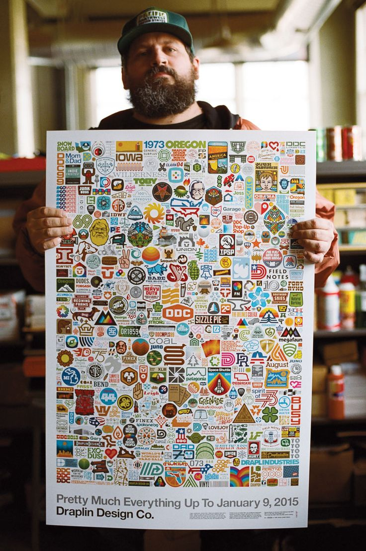 Featured Artist: Aaron Draplin