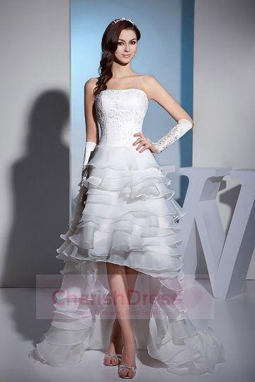 Hi-Lo Wedding Dresses - WEDDING APPAREL