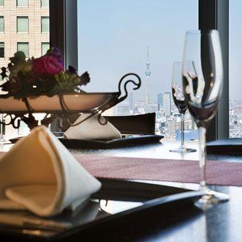 花山椒 パークホテル東京 東京の両家顔合わせおすすめの会場を集めました!