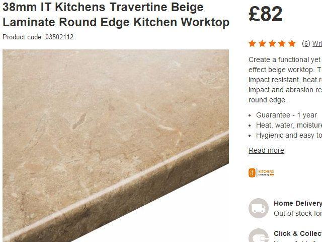 http://www.diy.com/departments/38mm-it-kitchens-travertine-beige-laminate-round-edge-kitchen-worktop/98186_BQ.prd