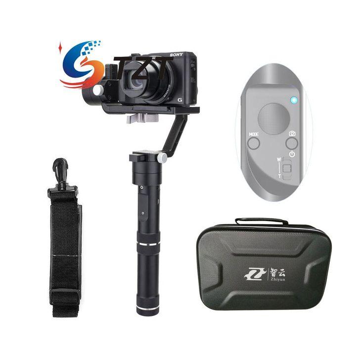 Zhiyun Crane-M 3 Axis Stabilizer Handheld Gimbal for Sony Panasonic Mirrorless DSLR Camera