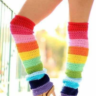 11 besten Leg Warmers $10 Bilder auf Pinterest | Stricken häkeln ...