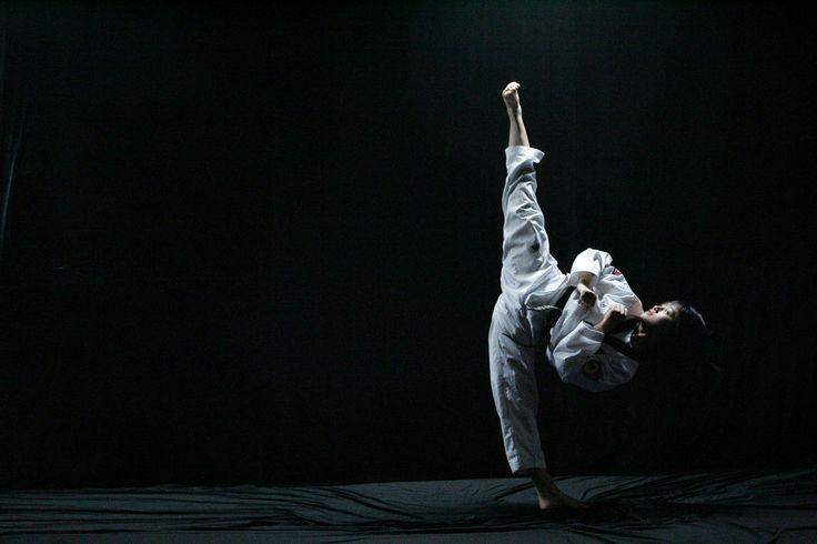 taekwondo calcio