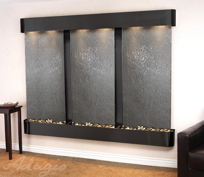 This Is By Far The Largest Standard Line Wall Mounted Water Feature  Avaialbe Online. For