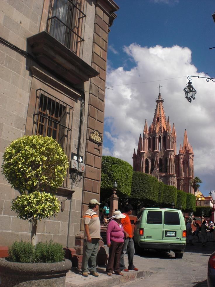 San Miguel de ayende - Mexico- by Aleja Guerra
