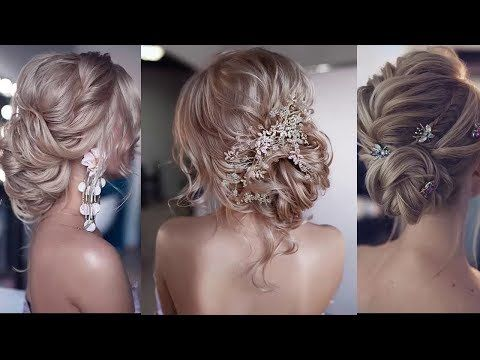 Easy Updo Hairstyles For Medium Hair Tutorial – Nice Hairstyles For Girls – YouT…
