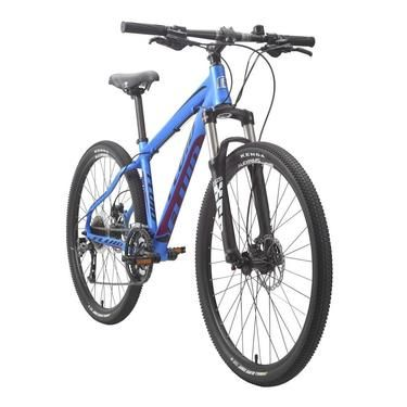 Fluid 2015 Women's Renegade 650B Mountain Bike Blue & Plum
