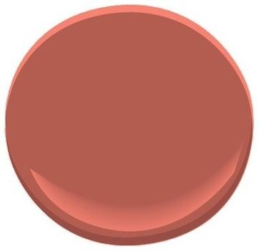 Moroccan Spice AF-285 Paint - Benjamin Moore....Best Burnt Orange  Kitchen Paint Color!!!