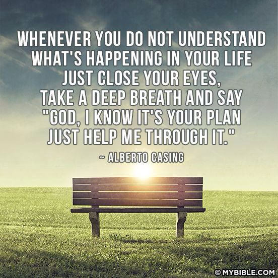 Whenever I do not understand .......