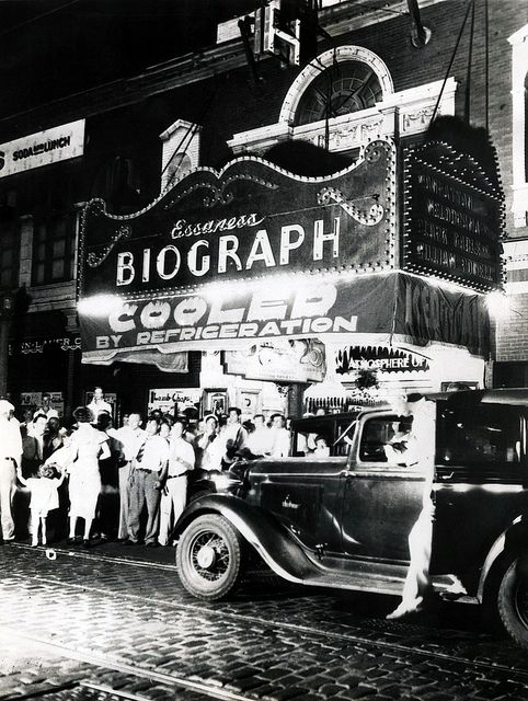 Biograph Theater by Chicago History Museum, via Flickr