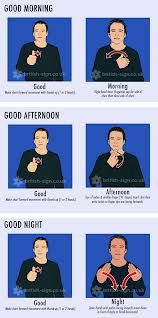 british sign language - Google Search