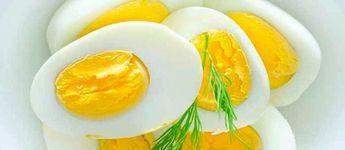 Если и худеть, то только следуя подобному плану питания! Яичная диета не навредит твоему здоровью: …