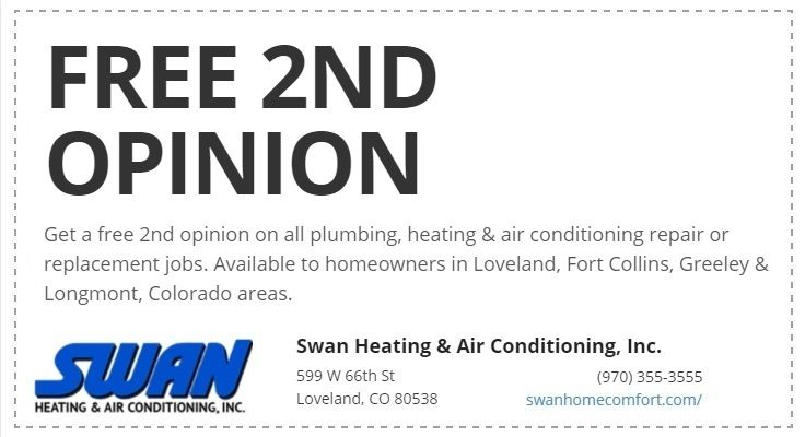 Coupon For A Free 2nd Opinion On A Central Air Conditioning