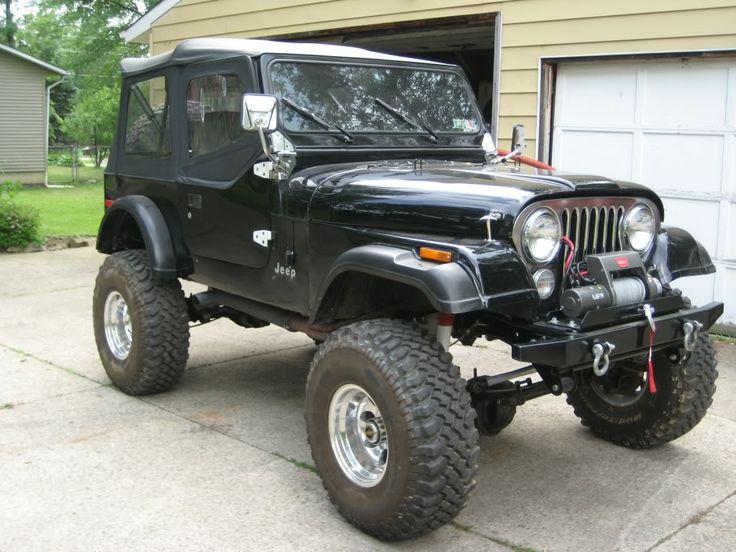 201 best images about Jeeps on Pinterest   Jeep cj7 ...