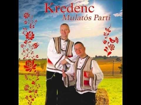 Kredenc - Mulatós Parti (Teljes album 2016)