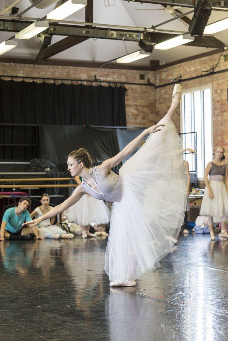 Queensland Ballet  Photographer Christian Tiger