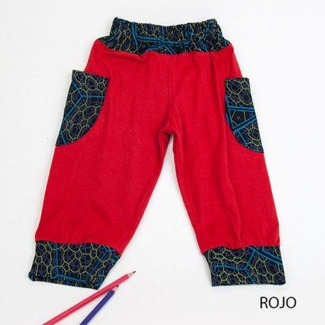 pantalon infantil