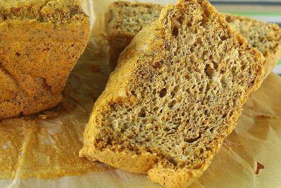 Mediterrán fűszerkeverékes paleo kenyér (paleo)
