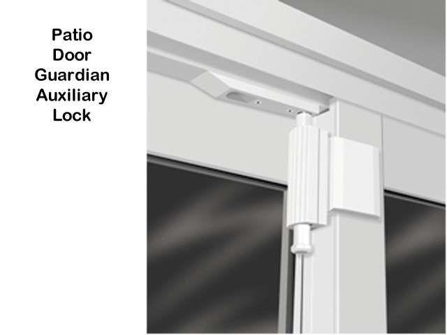 sliding glass door security locks