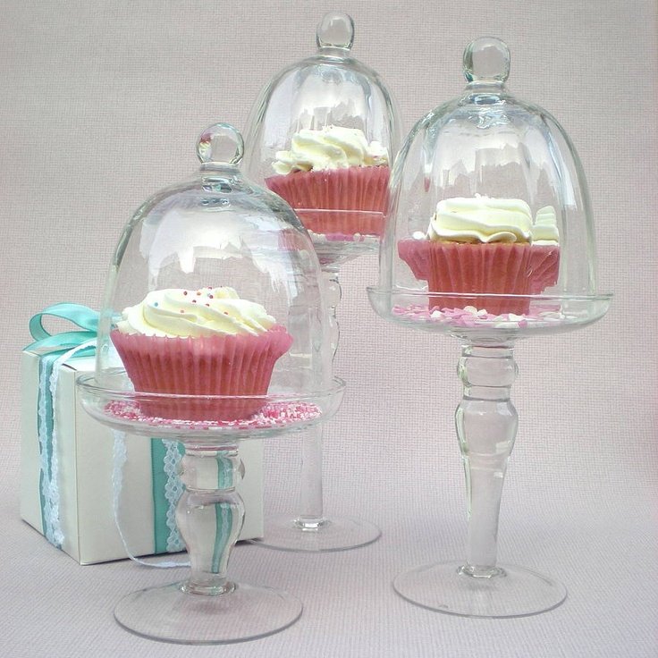 Best Ideas About Cupcake Domes Glass Cupcake And Cupcake