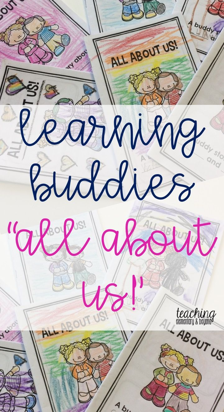 Mejores 8 imágenes de PreK - Book Buddies en Pinterest | Compañeros ...