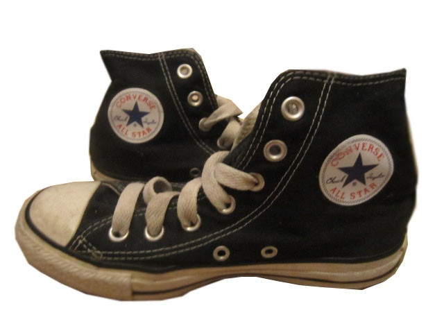 Girls Converse Shoes (Size 3), £2.99