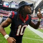 """DeAndre Hopkins hopes to play """"whole career"""" with Texans - http://blog.clairepeetz.com/deandre-hopkins-hopes-to-play-whole-career-with-texans/"""