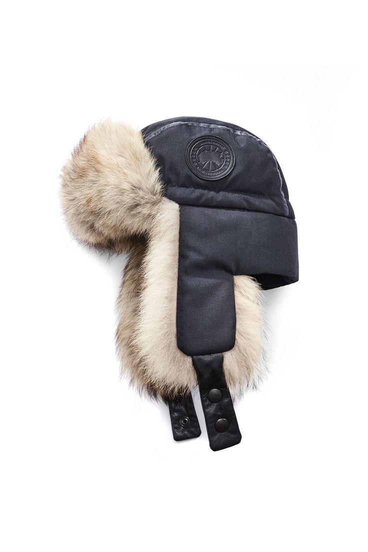 Aviator Hat Black Label   Canada Goose