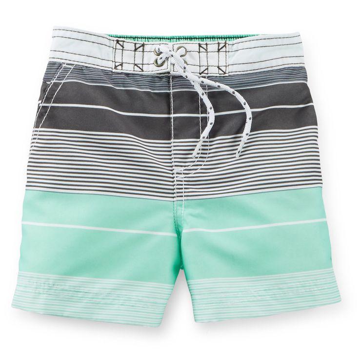 Striped Swim Trunks | Carters.com