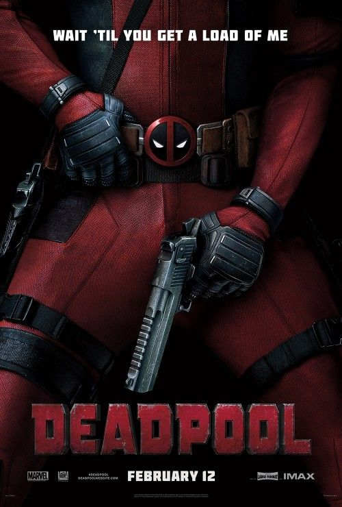 Coming soon! Deadpool is in theaters February 12, 2016. Stay up-to-date with exclusive movie news. #deadpool