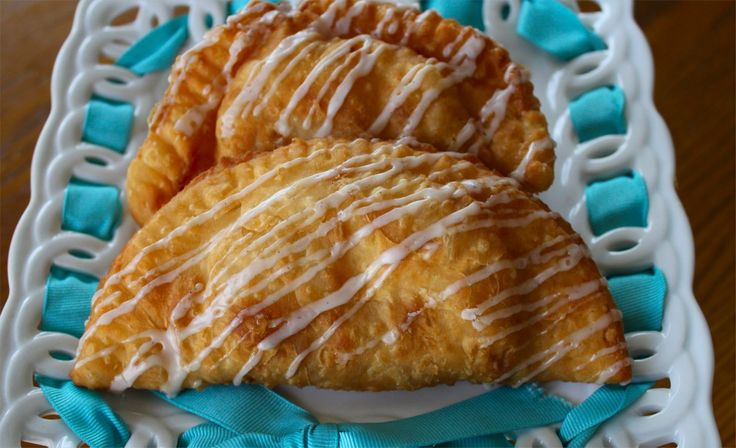 Apricot & Marmalade Fried Pies. Little bites of heaven! These are a ...